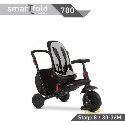 Велосипед Smart Trike 8в1 SmarTfold 700 Blue (от 6 месяцев, мегакомпактный, вес 7.5 кг)